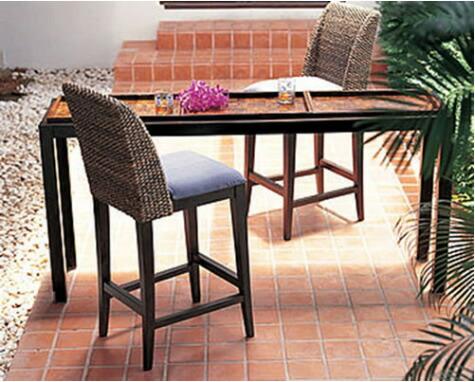 テーブル&チェア♪心安らぐアジアンテイスト♪