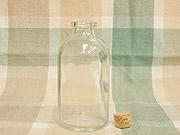 ガラス瓶 バイアル瓶 50A コルク栓付