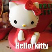 キティ 花 フラワーギフト