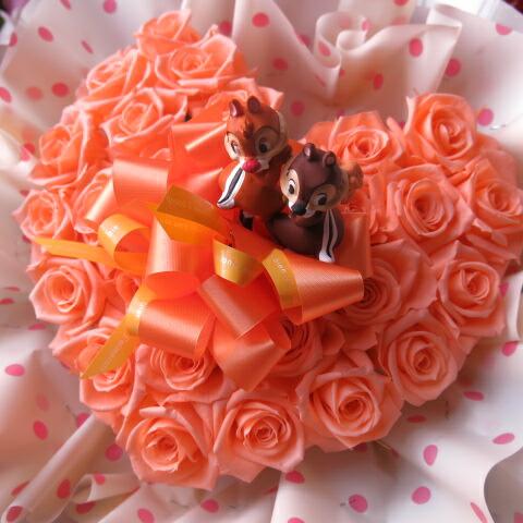 ハート 花 フラワーギフト