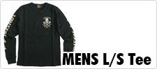 メンズ 長袖Tシャツ(ロンT)