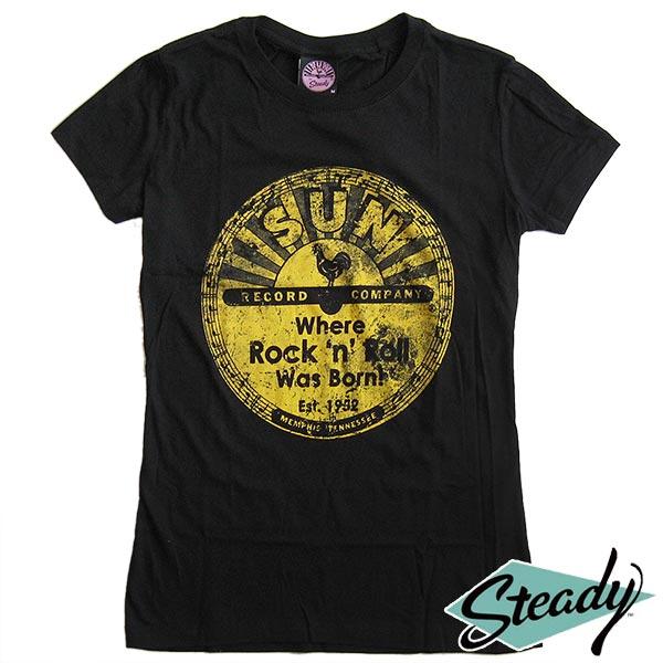 1994年創業、LA発の老舗人気ブランド、\u201cSteady Clothing(ステディークロージング)\u201d ロカビリー、50\u0027s等にインスパイアされたデザインが特徴で、メンズ、レディース