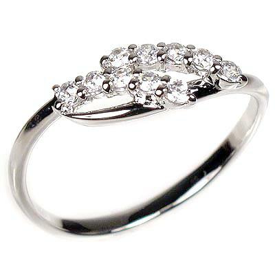 スイートテンダイヤモンドリング