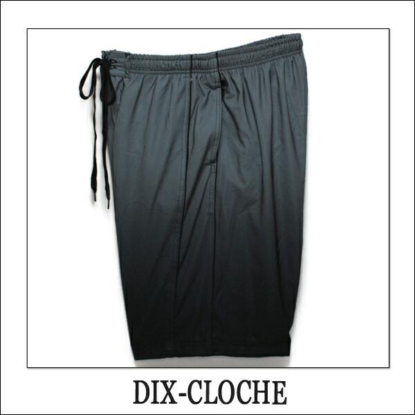 メンズ 大きいサイズ 水着 4710 DIX-CLOCHE 2WAY STRETCH サーフパンツ 赤 白黒 灰黒 3L 4L