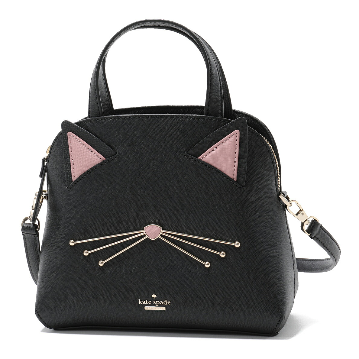 3d4606d3af56 楽天市場】Kate spade ケイトスペード CATS MEOW CAT SMALL LOTTIE ...