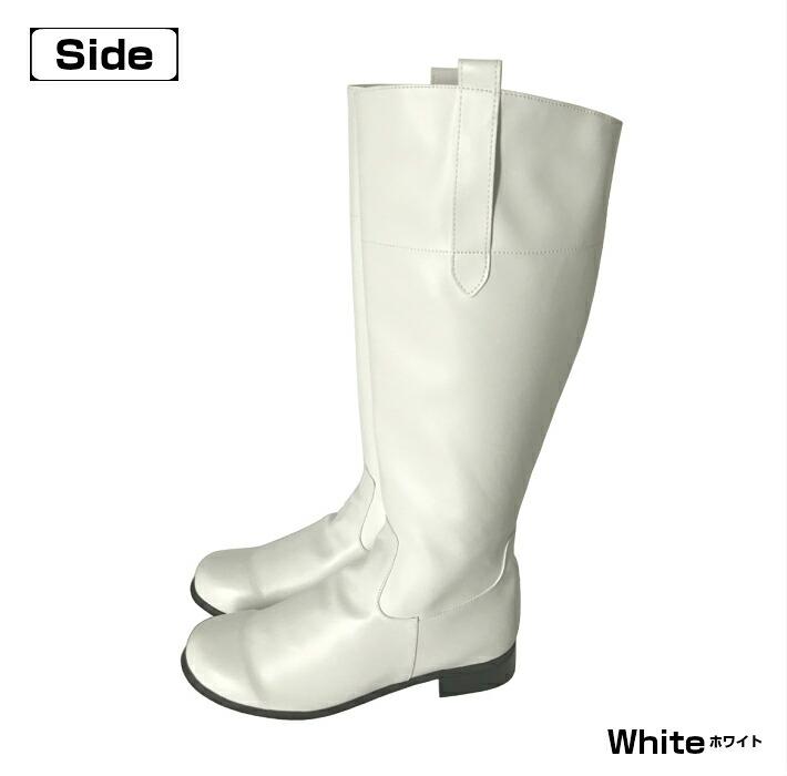 """編み上げミドル丈ブーツ""""width="""