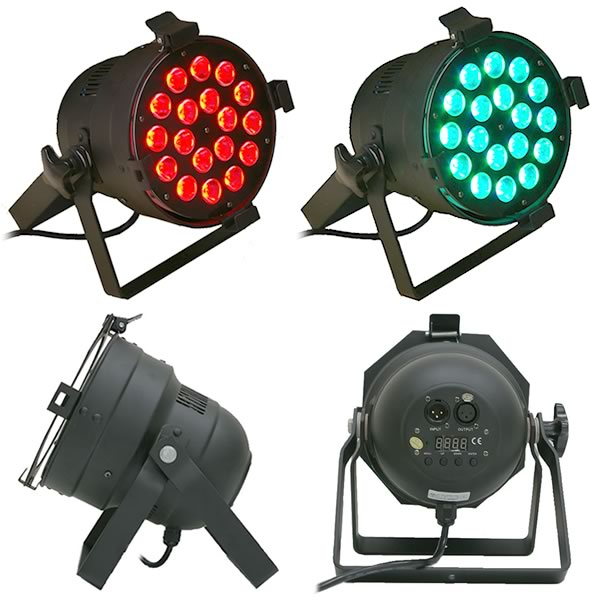 E-LITE E-PAR56LED mk2 イーライト 販売 価格 LED 4IN1 LEDパーライト 安価 安い