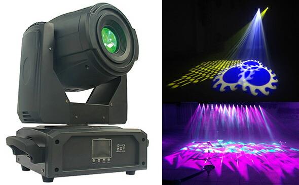 E-LITE Q15 LEDムービング DMX照明 価格 通販