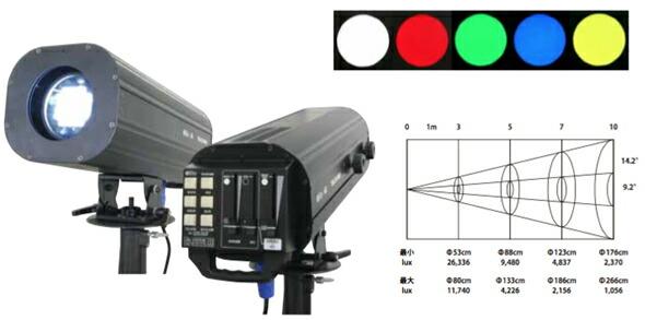 e-lite イーライト LED フォロースポット LFS500 TRACER MINI  販売 価格
