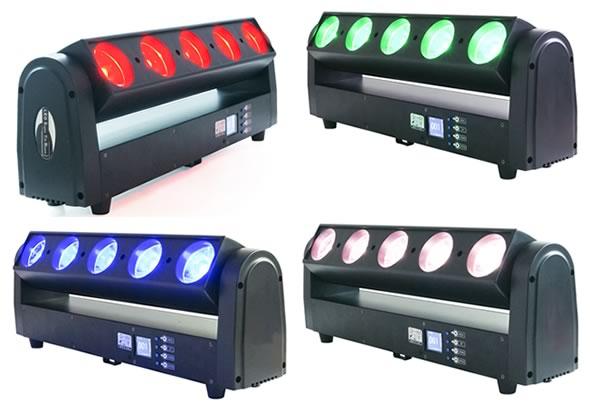 e-lite イーライト BEAMCYC5 ムービングサイクライト  舞台照明 LED 演出証明 劇場 舞台 販売 価格