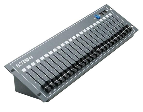 e-lite イーライト DMXコントローラー EASY DMX48 調光卓 演劇 学園祭 舞台照明 販売 価格