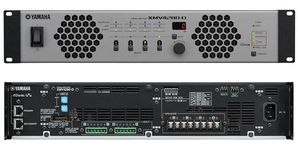 YAMAHA XMV4280-D パワーアンプ 価格