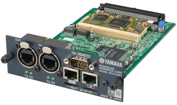 YAMAHA ヤマハ デジタルミキサー MADIインターフェースカード MY16-MD64 販売 価格