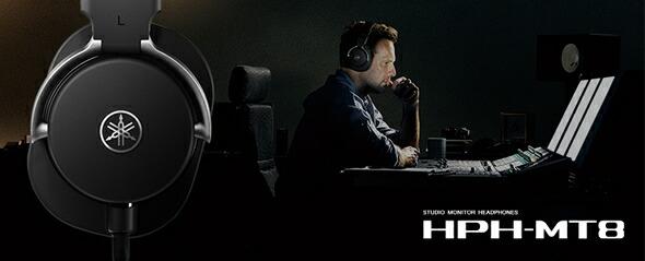 YYAMAHA  HPH-MT8 ヘッドホンスタジオモニターヘッドホン 販売 価格