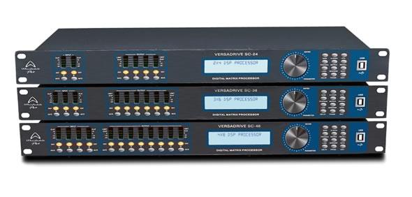 WHARFEDALE ワーフデールプロ デジタル・マトリックス・プロセッサー VERSADRIVE SC-24 SC-36 SC48 販売 価格