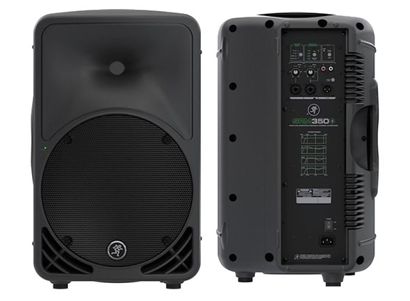 MACKIE SRM350  パワードスピーカー 販売 価格
