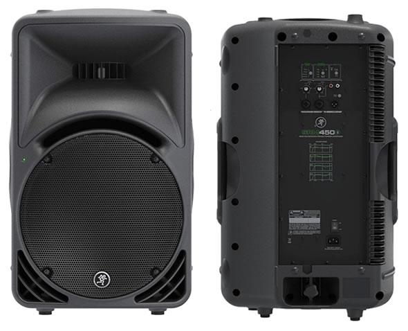 MACKIE SRM450  パワードスピーカー 販売 価格