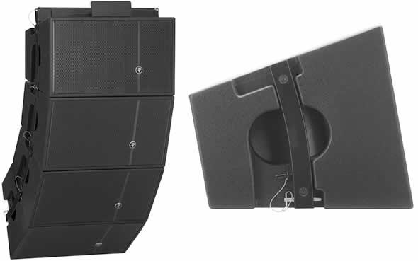 MACKIE HDA スピーカー ラインアレイ システム