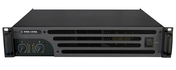 MACKIE FRSパワーアンプ FRS-1700  FRS-2800 音響