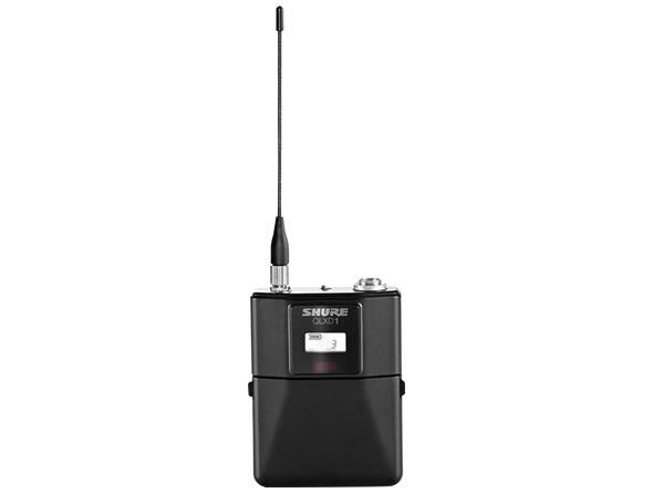 SHURE シュア ULXD4 ULX-D™デジタルワイヤレスシステム ワイヤレス受信機 ワイヤレスレシーバー 音響機器