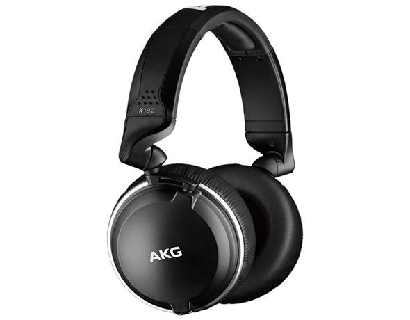 AKG K182 ヘッドホン ヘッドフォン モニタリング用ヘッドホン 販売 価格