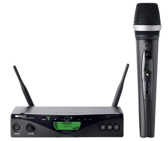 AKG アカゲ WMS470 VOCAL SET C5 D5 INSTRUMENTAL SET PRESENTER SETボディーパック型送信機 ラベリアマイクロホン ワイヤレス 販売 価格