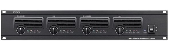TOA ティーオーエー デジタルパワーアンプ  DA-550Fトーア ティーオーエー 販売 価格