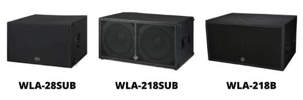 Wharfedale PRO WLA-28SUB WLA-218SUB WLA218B WLA-28 WLA-15B Fly Frame SC-26 アレイフレーム スピーカープロセッサー ラインアレー 販売 価格