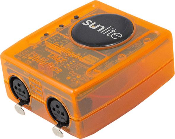 SUNLITE サンライト SUITE3 SUNLITE-EC SUNLITE-BC DMXインターフェース