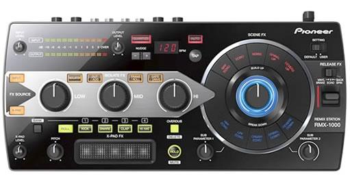 PIONEER RMX-1000 リミックス エフェクター DTM DAW DJ