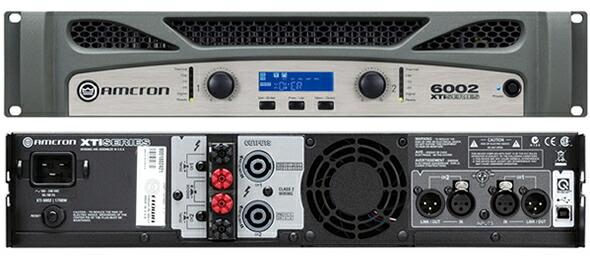 アムクロン パワーアンプ XTi6002 AMCRON 価格