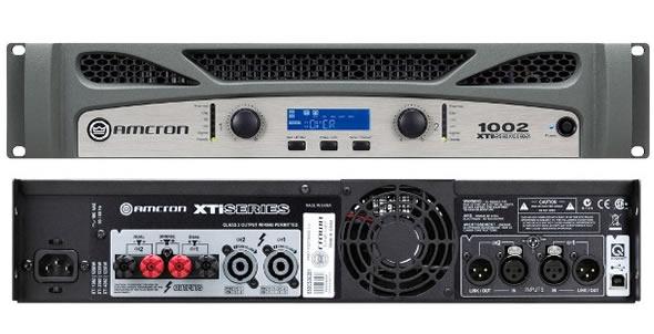アムクロン パワーアンプ AMCRON XTI1002 価格