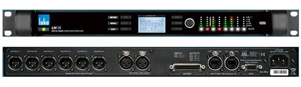 lab.gruppen パワーアンプ LM 26 LM 44  デジタル・オーディオ・ラウドスピーカー・プロセッサー 販売 価格