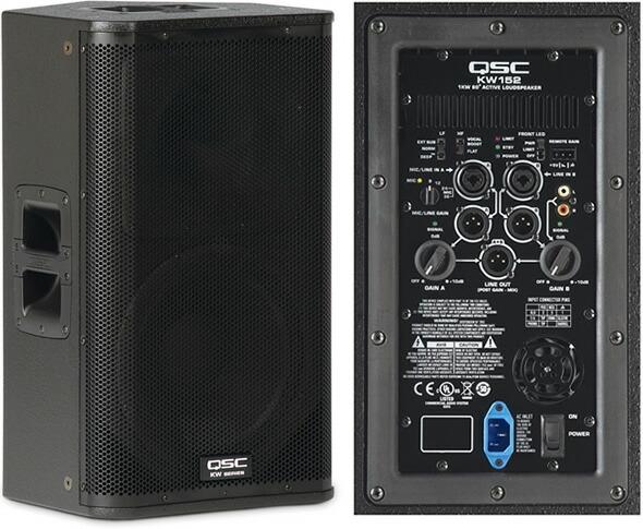 QSC パワーアンプ KW122 価格
