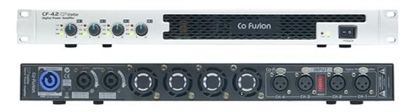 CO-FUSION コフュージョン CF-2.3 CF-2.6 CF-4.2 デジタルパワーアンプ  パワーアンプ PA機器 音響機器 販売 価格