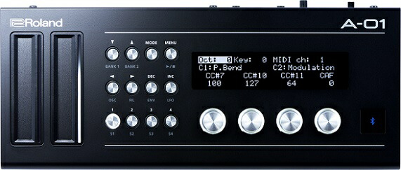 ROLAND A01 価格 コントローラー