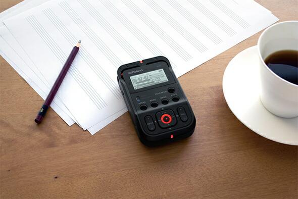 オーディオ・レコーダー R-07 販売 価格