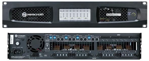 AMCRON パワーアンプ DCi 8|300 販売 価格