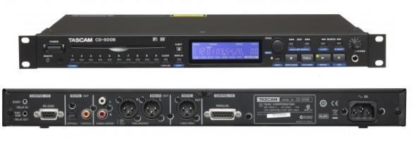 TASCAM CD500B 価格 タスカム CDプレーヤー