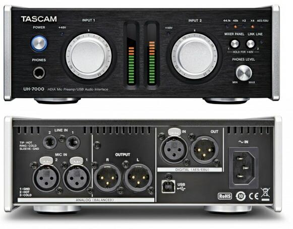 TASCAM UH-7000  録音 価格 販売