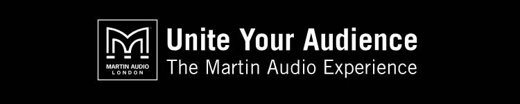 Martin Audio マーチンオーディオ
