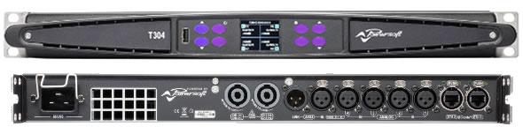powersoft パワーアンプ パワーソフト T302 T602 T304 T604 価格 販売
