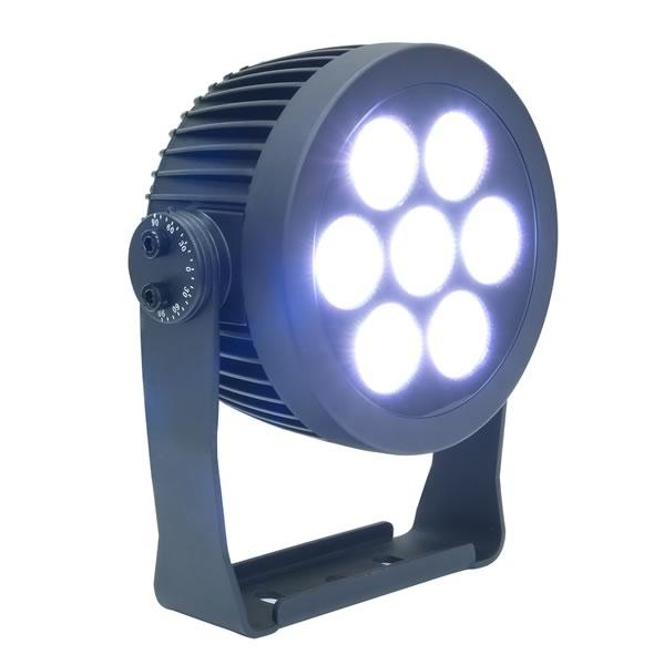 EK ARK LIGHTING Chroma Par Q18 LEDパーライト IP65 屋外 演出照明 舞台照明 LED DMX