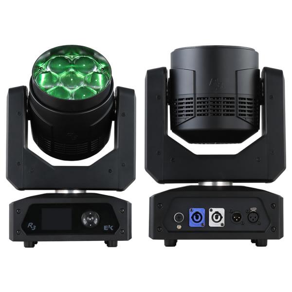 EK PRO R3 LEDズームスポット 演出照明 舞台照明 LED DMX 販売 価格
