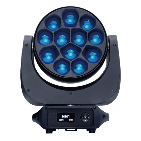 PLUTO 4000XE  LED SILVERSTAR ウォッシュライト ズーム付き 販売 価格