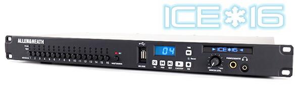 ALLEN&HEATH ICE16 レコーダー 販売 価格
