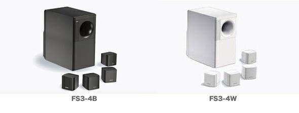 BOSE デジタルミキサー FS3-4 販売 価格