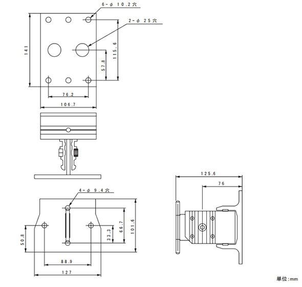 BOSE 壁掛けブラケット WB-MB4 販売 価格