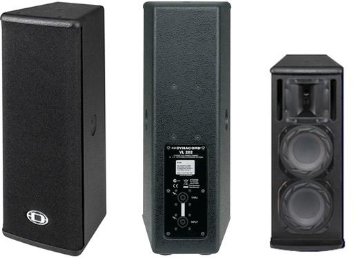 DYNACORD SRスピーカー VL212 販売 価格