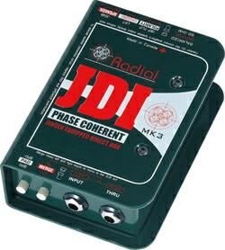 RADIAL JDI パッシブ DIボックス 価格 販売